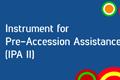 INSTRUMENT FOR PRE-ACCESSASION ASSISTANCE
